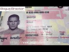 OldIronsides Fake IDs (bbvsois) on Pinterest