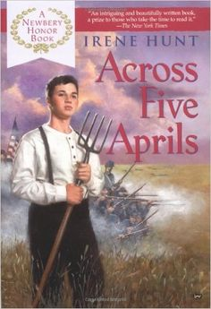 Amazon.com: Across Five Aprils (0071831004994): Irene Hunt: Books