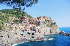 Manarola, Cinque Terre - On my way - A simple, travel and lifestyle blog