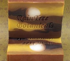 "Hemp Seed Oil Artisan Soap- ""Twilight"" Cold Process Soap on Etsy, $6.50"