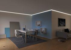 Schon Led Strips Wohnzimmer Mit Wohnzimmermöbel Modern Led Beleuchtung Wohnzimmer,  Indirekte Beleuchtung Wohnzimmer, Indirekte Beleuchtung