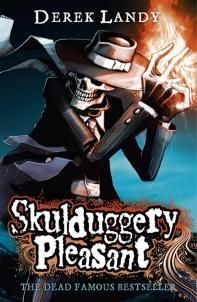 The Skulduggery series is just superb.  When Stephanie's uncle Gordon dies, she meets the mysterious Skulduggery Pleasant and is drawn in to a world of magic and danger.  These books are fantastic adventures, with a great array of characters and enough wit and genuinely funny moments to make you laugh out loud.  They are a highly enjoyable read for boys and girls of almost any age.  I'm reading Dark Days and the series just gets better!!