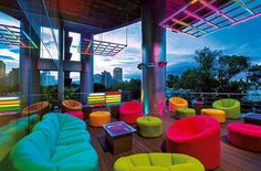 Explore the vibrant palettes of W Mexico City - insideoutmagazine.ae