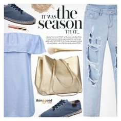 """""""Casual"""" by pokadoll ❤ liked on Polyvore featuring Le Métier de Beauté and tarte"""