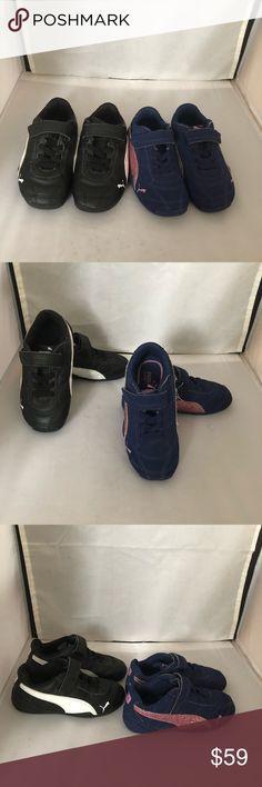 wholesale dealer 86703 fd0e9 Puma cat girls sneakers - size 7 Puma cat girls sneakers Size 7 Price for  both