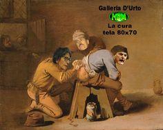 Galleria D'Urto: la cura