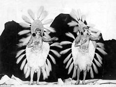 The Dolly sisters: Twins Jenny and Rosie Dolly were 'as cute as dolls' with their almond-shaped eyes and dark, exotic beauty Mr Selfridge, Dolly Sisters, Silent Film Stars, Myrna Loy, Hello Dolly, Historical Pictures, Girls Show, Period Dramas, Showgirls
