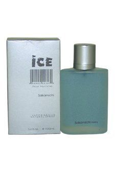 Sakamichi Ice Eau De Parfum Spray for Men, 3.4 Ounce by Sakamichi. $9.97. Sakamichi. Ice Blue. 3.4 FL. OZ. 100 ML.. Perfume. EDP Spray. Introduced by the designer house of sakamichi. Notes include labdanum, benzoin, vanilla, tonka beans, roasted sesame seeds, cinnamon, coumarin, orchid. Ice sakamichi paris also includes vétiver tonka, rose ikebana, and poivre samarcande. Osmanthe yunnan with notes of osmanthus, apricot, freesia.. Save 72%!