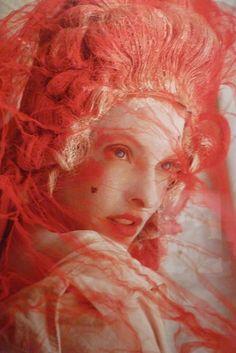 Linda Evangelista by Mario Testino, 2006.