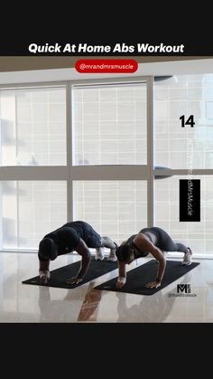 Hiit Workout Routine, Gym Workout Videos, Gym Workout For Beginners, Ab Workout At Home, At Home Workouts, Fitness Workouts, Fun Workouts, Gymnastics Workout, Exercises