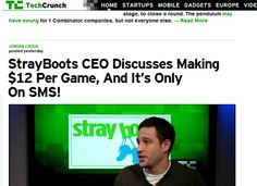 Tech Crunch features Stray Boots; a valued Ephlux customer. http://www.ephlux.com/tech-crunch-features-stray-boots