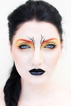 I love this!!! I mean it's not an everyday look haha but it definitely is something I want to learn how to do.