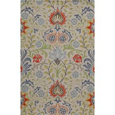 Found it at Wayfair - Newport Hand-Tufted Multi Area Rug