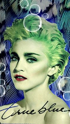 Madonna true blue 1987