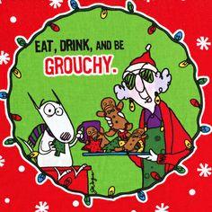 Maxine's Crabby Christmas...