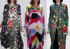 New York Fashion Week Womenswear Print Highlights Part 2 – Spring/Summer 2016