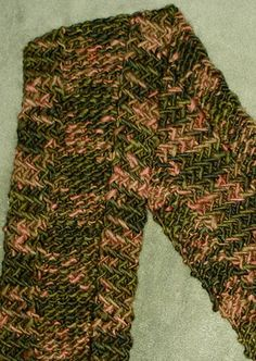 Free Pattern: That Other Scarf