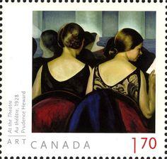 WNS: CA060.10 (Art Canada - Prudence Heward) Follow the biggest painting board on Pinterest: www.pinterest.com/atelierbeauvoir