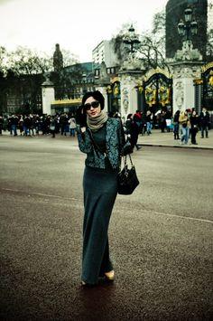 Love it! #hijab #fashion #europe