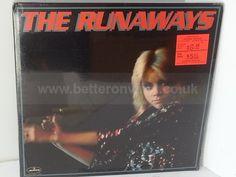 THE RUNAWAYS the runaways, SRM 1 1090, gatefold - ROCK, PSYCH, PROG, POP, SHOE GAZING, BEAT Vinyl Record Shop, Vinyl Records, Grading System, Running Away, Lps, Psych, Shoe, Rock, Zapatos