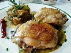 Receta de pollo con verduras - como preparar pollo con verduras - recetas faciles con pollo y verduras - recetas de pollo guisado - Pollo alle carote e zucchine - chicken with zucchini and carrots recipes