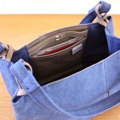 ハコハコトート・その2 Made in Japanのオリジナル帆布バッグ。- SUDAHANP|商品詳細