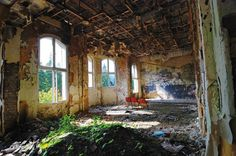 Sanitarium, Germany - Photo by Julia Solis