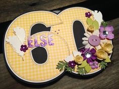 Her en god samling af kort, lavet med tal skabelonen: Special Birthday Cards, 60th Birthday Cards, Birthday Numbers, Sunflower Party, Christmas Cards, Christmas Decorations, Crafters Companion Cards, Shaped Cards, Cricut Cards