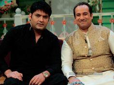 Rahat Fateh Ali Khan on 'The Kapil Sharma Show'