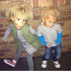 NATURAL BLONDE BABIES