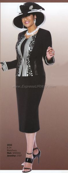 Plus Size Church Suits Benmarc International Womens 3pc Suit 4405