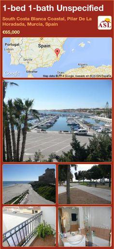 1-bed 1-bath Unspecified in South Costa Blanca   Coastal, Pilar De La Horadada, Murcia, Spain ►€65,000 #PropertyForSaleInSpain