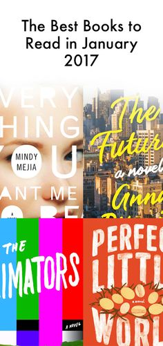 From Mindy Mejia's page-turning thriller to Kayla Rae Whitaker's creative debut, here's everything you should read this month. The holidays may have come and gone, but, let's be honest, it's still way too cold to do anything leisurely outdoors. Thankfully, January offers a slew...