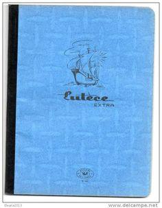 superbe cahier lutece extra - Delcampe.net