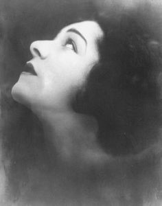 Nazimova by E.O.Hoppe,1923  courtesy of  LIFE