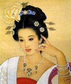 Chinese beauty