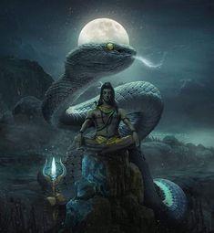 Vasuki & Shiva