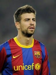Welcome  to Aristo Bolaji's Blog: Gerard Pique  signs four  year deal  for  Barcelon...