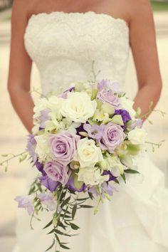 Ramo de novia con mini orquídeas!!!