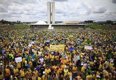 Folha Política: Manifestantes farão protestos em todo o Brasil para comemorar acolhimento do impeachment por Cunha