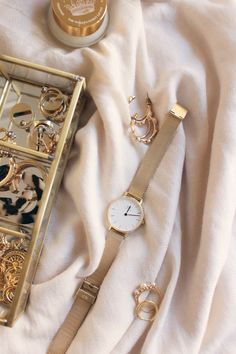 My Favourite Places To Shop For Jewellery | IRIDESCENT PLACES Big Jewelry, Jewellery, Daniel Wellington Petite, High Street Brands, Classic Gold, White Opal, Ring Necklace, Stars And Moon, Rose Quartz