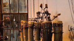 Os robôs músicos | O TRECO CERTO