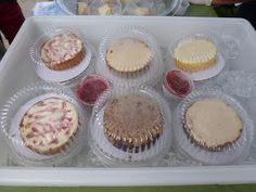 Arlington Farmers' Market- Treats at the Market, hand crafted by Cheesecake Ever after of Lake Stevens, WA Arlington Washington, Lake Stevens, Farmers Market, Cheesecake, Muffin, Treats, Marketing, Breakfast, Food