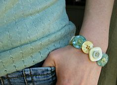 More Button Jewelry Tutorials to Inspire - The Beading Gem's Journal
