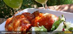 #PuraRecipe | 'Pollo al Chilindron' is a classic Spanish chicken stew, big flavours from the Aragon region up in the Pyrenees mountains. Sweet smoked paprika is used to create those earthy hints, combined with tomatoes, red pepper and garlic it's a delicious treat. Share this with your friends who love the true flavour of the Mediterranean: http://www.spainbymikerandolph.com/pollo-al-chilindron/
