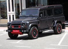 Defender 110 rolling out and looking pretty mean.  Contact us to customize yours at 971 56 105 8773 / 971 4 338 8001.  #signaturetechniques #uae #abudhabi #mydubai #dubailife #dubai #dubaicars #arabcars #saudi #ksa #riyadh #jeddah #kuwait #qatar #bahrain #customcars #modifiedcars #luxury #bespoke #blacklist #carporn #landrover #rangerover #landroverdefender #defender #kahn #vip #millionaire #amazingcars247 #goodmorning by signaturetechniques Defender 110 rolling out and looking pretty mean…