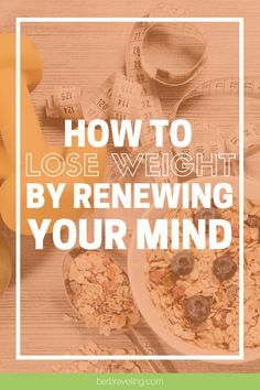 Do you ever feel like you'll never be able to lose weight and keep it off? The the truth is, you can lose weight and keep it off, but probably not in the way you think. Here's how to renew your mind--make changes from the inside--to lose weight. Biblical Quotes, Bible Verses, Weight Loss Tips, Lose Weight, Healthy Body Images, Bible Study Journal, Study Inspiration, Break Free, Mindfulness