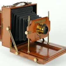 Image result for old box camera