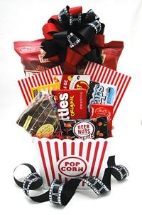 Made this easter basket for my boyfriend so easy and a huge hit cool idea for a movie lover great easter basket idea for men too negle Image collections