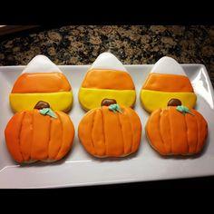 Halloween Cookies by @SweetSuccessCC
